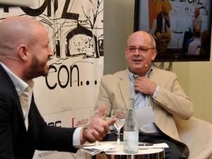 """Encuentros """"Hablamos de Cádiz con…"""", un buen ejemplo de sinergias"""