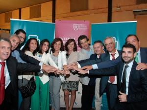 Evento de presentación de MAR Real State en Chiclana