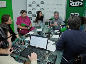 Onda Cero emite para toda la provincia de Cádiz desde la Clínica La Salud