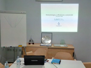 Comenzamos el año con un seminario de metodología comercial para Mar Real State
