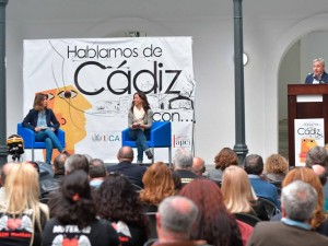 """""""Hablamos de Cádiz con…"""" Alicia Sornosa, un evento alrededor de la solidaridad"""