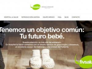 Nueva marca de reproducción asistida para Clínica La Salud de Cádiz