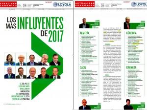 El presidente de CEC,  persona más influyente de Cádiz en el ranking de Loyola Andalucía