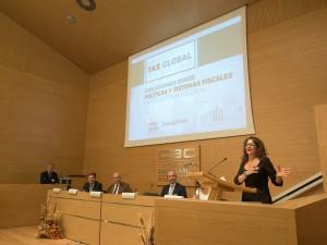 Coordinación técnica de la Tax Global Meeting