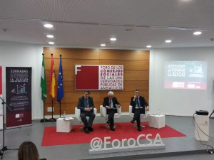 Jornada técnica en Huelva para el Foro de los Consejos Sociales de las Universidades Públicas de Andalucía