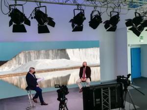 Entrevista al presidente de la Confederación de Empresarios de la provincia de Cádiz